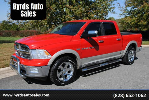 2011 RAM Ram Pickup 1500 for sale at Byrds Auto Sales in Marion NC
