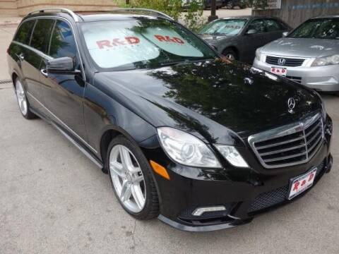 2011 Mercedes-Benz E-Class for sale at R & D Motors in Austin TX