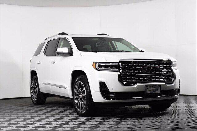 2020 GMC Acadia for sale at Washington Auto Credit in Puyallup WA