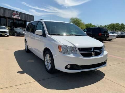 2020 Dodge Grand Caravan for sale at KIAN MOTORS INC in Plano TX