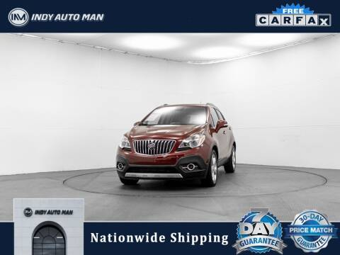 2015 Buick Encore for sale at INDY AUTO MAN in Indianapolis IN