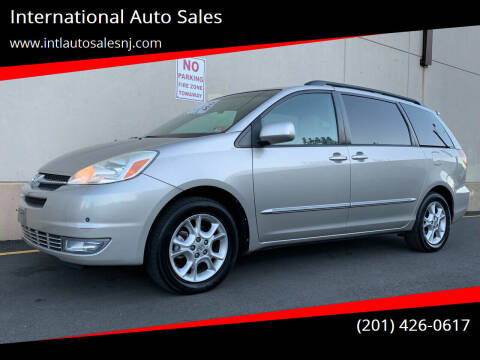 2004 Toyota Sienna for sale at International Auto Sales in Hasbrouck Heights NJ