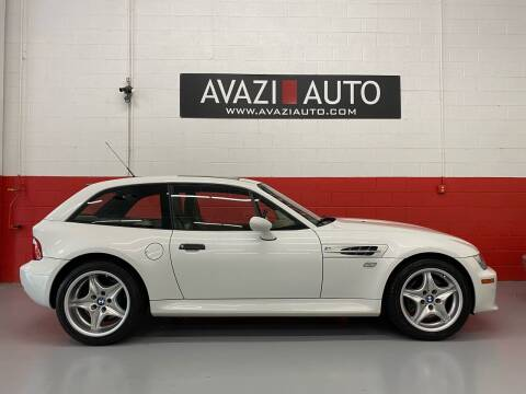 2000 BMW Z3 for sale at AVAZI AUTO GROUP LLC in Gaithersburg MD