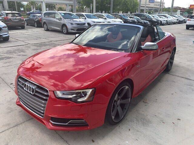 2017 Audi S5 for sale in Miami, FL