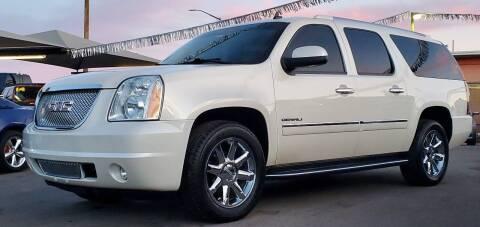 2013 GMC Yukon XL for sale at Elite Motors in El Paso TX