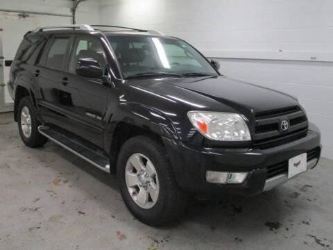 2003 Toyota 4Runner for sale at LAKE CITY AUTO SALES in Forest Park GA