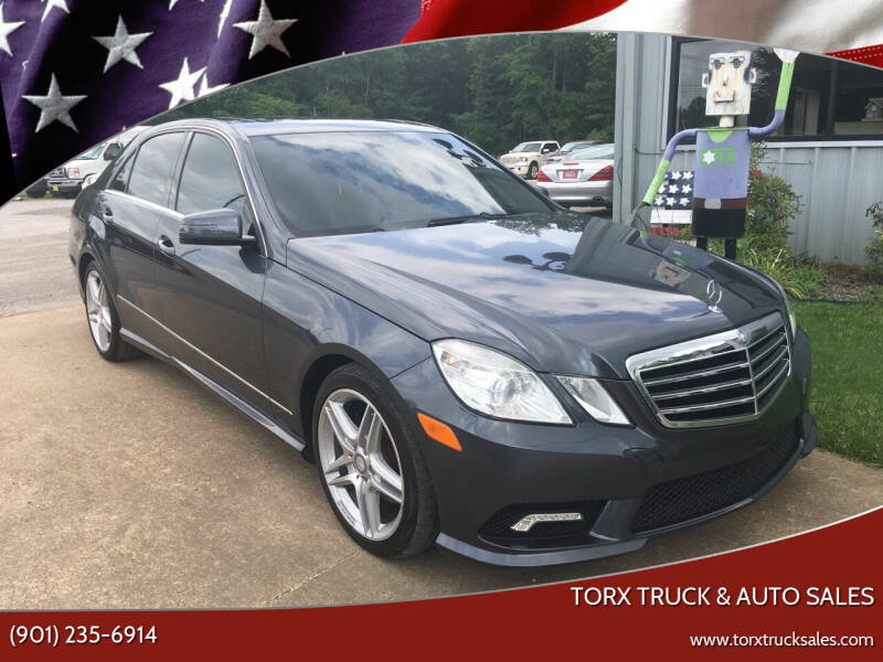 2011 Mercedes-Benz E-Class for sale at Torx Truck & Auto Sales in Eads TN