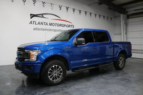2018 Ford F-150 for sale at Atlanta Motorsports in Roswell GA