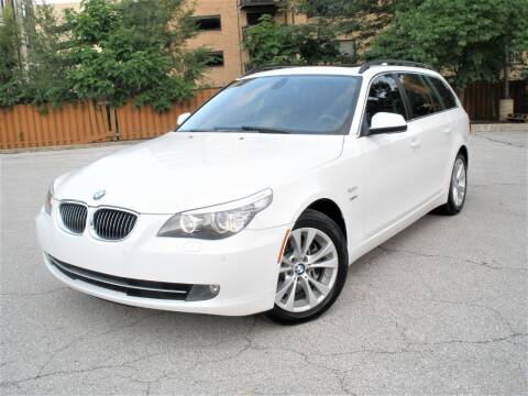 2010 BMW 5 Series for sale at Autobahn Motors USA in Kansas City MO