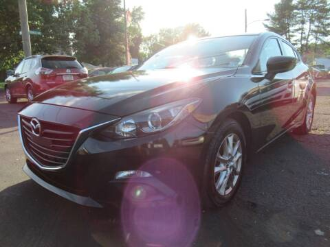 2016 Mazda MAZDA3 for sale at PRESTIGE IMPORT AUTO SALES in Morrisville PA
