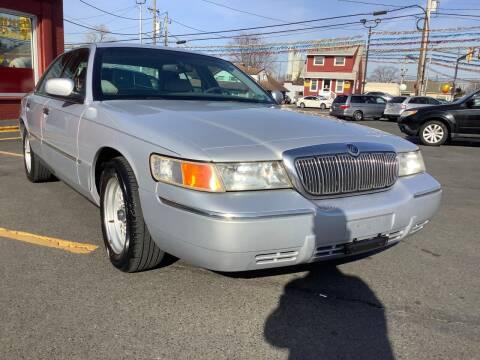 2000 Mercury Grand Marquis for sale at Active Auto Sales in Hatboro PA