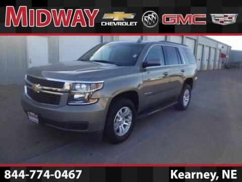 2019 Chevrolet Tahoe for sale at Heath Phillips in Kearney NE