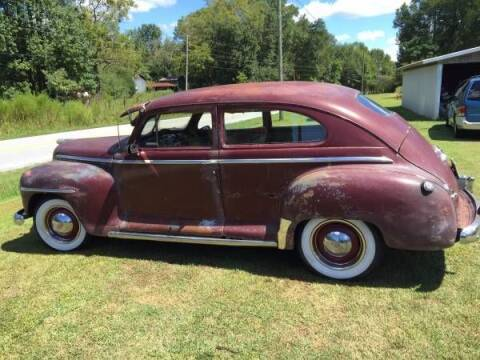 1947 Plymouth Deluxe for sale at Classic Car Deals in Cadillac MI