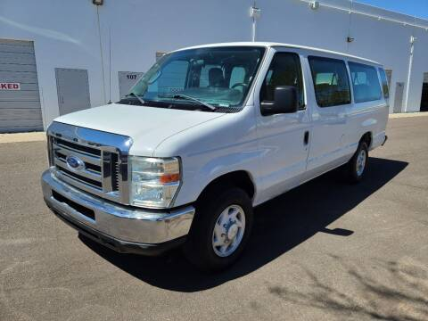 2013 Ford E-Series Wagon for sale at NEW UNION FLEET SERVICES LLC in Goodyear AZ