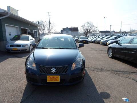 2010 Suzuki Kizashi for sale at Brothers Used Cars Inc in Sioux City IA