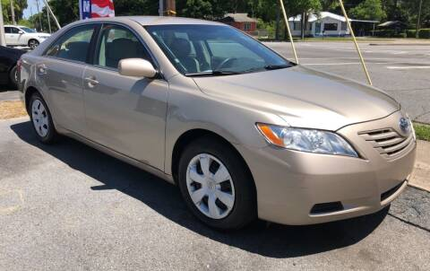 2009 Toyota Camry for sale at GOLD COAST IMPORT OUTLET in Saint Simons Island GA