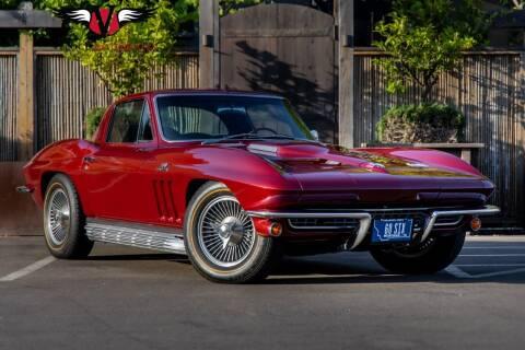1966 Chevrolet Corvette for sale at Veloce Motorsales in San Diego CA