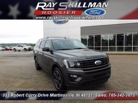 2020 Ford Expedition MAX for sale at Ray Skillman Hoosier Ford in Martinsville IN
