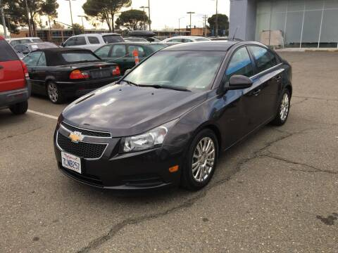 2014 Chevrolet Cruze for sale at Safi Auto in Sacramento CA
