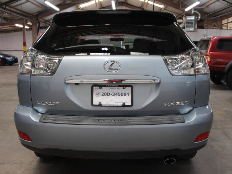2007 Lexus RX 350 for sale at FUN 2 DRIVE LLC in Albuquerque NM