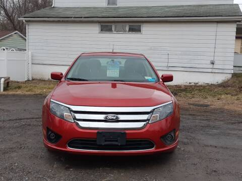 2012 Ford Fusion for sale at MMM786 Inc. in Wilkes Barre PA