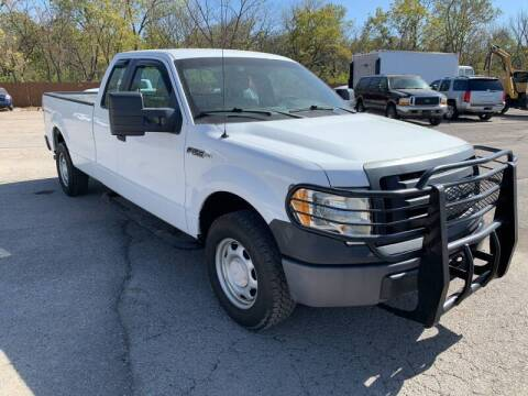 2010 Ford F-150 for sale at Ol Mac Motors in Topeka KS