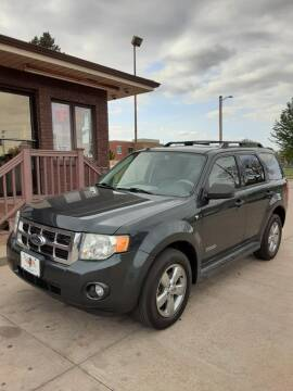 2008 Ford Escape for sale at CARS4LESS AUTO SALES in Lincoln NE