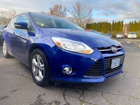 2012 Ford Focus for sale at Universal Auto INC in Salem OR