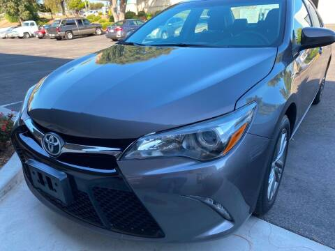 2017 Toyota Camry for sale at Cars4U in Escondido CA