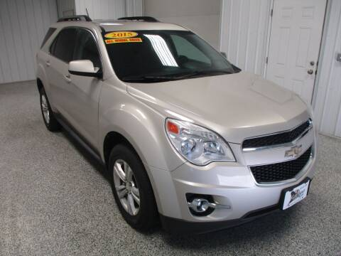 2015 Chevrolet Equinox for sale at LaFleur Auto Sales in North Sioux City SD