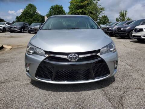 2017 Toyota Camry for sale at Southern Auto Solutions - Georgia Car Finder - Southern Auto Solutions - Acura Carland in Marietta GA