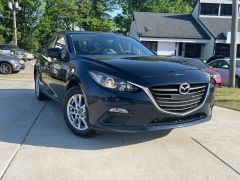 2016 Mazda MAZDA3 for sale at Alpha Car Land LLC in Snellville GA