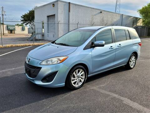 2013 Mazda MAZDA5 for sale at Image Auto Sales in Dallas TX