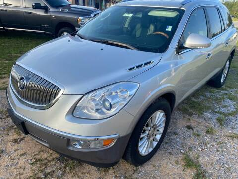 2011 Buick Enclave for sale at Nash's Auto Sales Used Car Dealer in Milton FL