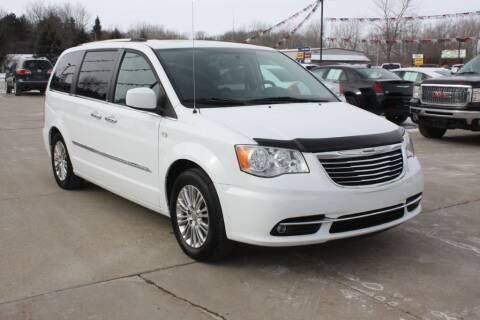 2014 Chrysler Town and Country for sale at Sandusky Auto Sales in Sandusky MI