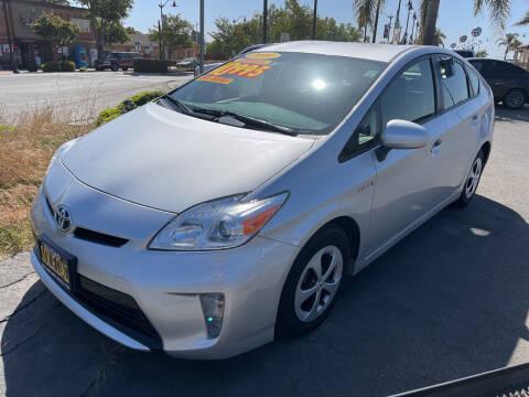 2014 Toyota Prius for sale at Soledad Auto Sales in Soledad CA