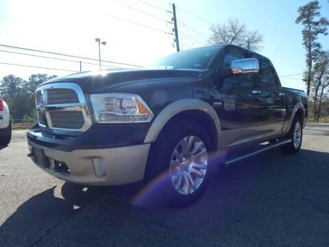 2013 RAM Ram Pickup 1500 for sale at Medford Motors Inc. in Magnolia TX