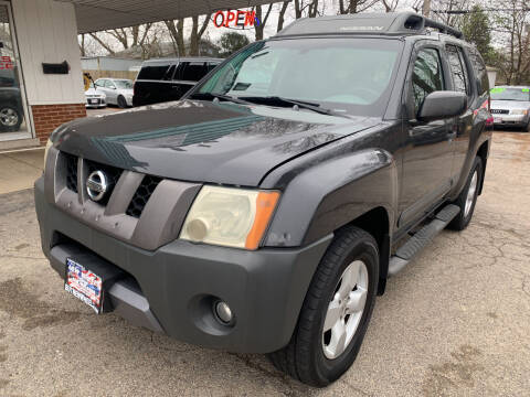 2005 Nissan Xterra for sale at New Wheels in Glendale Heights IL