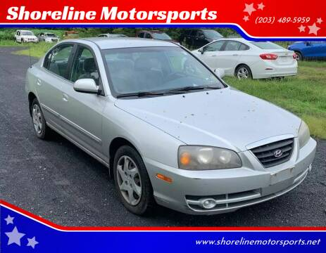2005 Hyundai Elantra for sale at Shoreline Motorsports in Waterbury CT