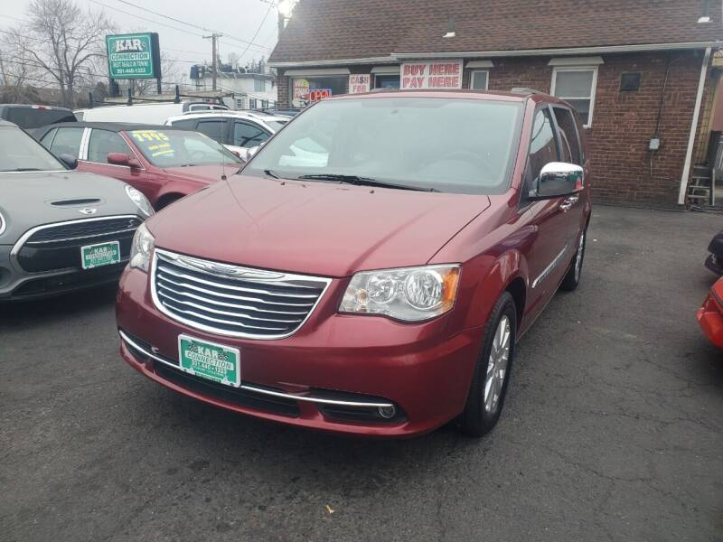 2011 Chrysler Town and Country for sale at Kar Connection in Little Ferry NJ