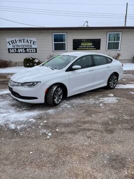 2015 Chrysler 200 for sale at Tri State Auto Center in La Crescent MN