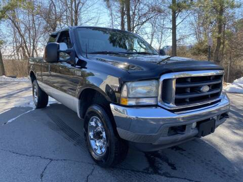 2004 Ford F-250 Super Duty for sale at PM Auto Group LLC in Chantilly VA