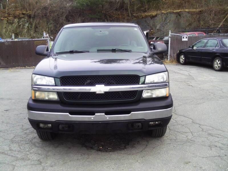 2004 Chevrolet Silverado 1500 for sale at ALAN SCOTT AUTO REPAIR in Brattleboro VT