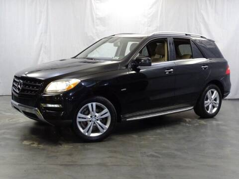 2012 Mercedes-Benz M-Class for sale at United Auto Exchange in Addison IL