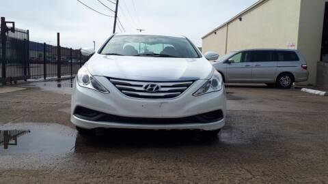 2014 Hyundai Sonata for sale at A & J Enterprises in Dallas TX