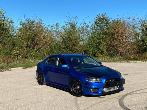 2008 Mitsubishi Lancer Evolution for sale at A To Z Autosports LLC in Madison WI