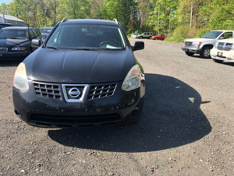 2008 Nissan Rogue for sale at MCQ SALES INC in Upton MA