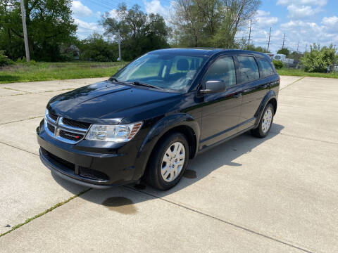 2015 Dodge Journey for sale at Mr. Auto in Hamilton OH