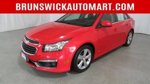 2016 Chevrolet Cruze Limited for sale at Brunswick Auto Mart in Brunswick OH
