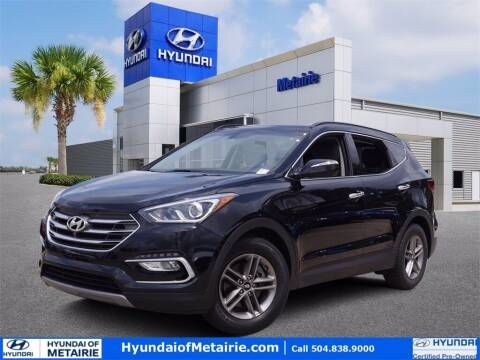 2018 Hyundai Santa Fe Sport for sale at Metairie Preowned Superstore in Metairie LA